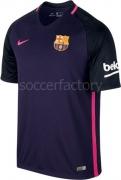 Camiseta de Fútbol NIKE 2ª equipación F.C. Barcelona 2016-2017 Stadium 776844-525