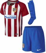 Camiseta de Fútbol NIKE 1ª equipación Atco. de Madrid 2016-2017 808272-649