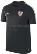 Camiseta de Fútbol NIKE Athletic Club de Bilbao Dry Squad 2016-2017 808815-010