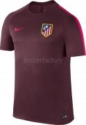 Camiseta de Fútbol NIKE Atco. de Madrid 2016-2017 Dry Squad 808852-681