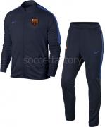 Chandal de Fútbol NIKE F.C. Barcelona 2016-2017 Squad Knit 808947-451