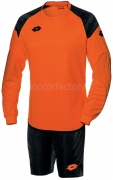 Conjunto de Portero de Fútbol LOTTO Kit LS Cross S3716