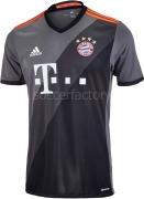 Camiseta de Fútbol ADIDAS 2ª Equipación Bayern Múnich 2016-2017 AZ4656