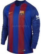 Camiseta de Fútbol NIKE 1ª equipación M/L F.C. Barcelona 2016-2017 Stadium 776847-481