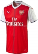 Camiseta de Fútbol PUMA 1ª equipación Arsenal 2016-2017 749712-01
