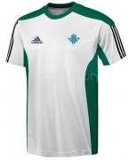 Camiseta de Fútbol ADIDAS Entrenamiento R. Betis Balompie 2016-2017 BG8893