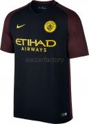 Camiseta de Fútbol NIKE 2ª equipación Manchester City 2016-2017 Stadium 776903-011