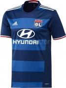 Camiseta de Fútbol ADIDAS 2ª equipación Olimpique de Lyon 2016-2017 AI8145