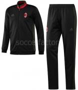 Chandal de Fútbol ADIDAS AC Milan 2016-2017 Pes Suit AO0360