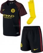 Camiseta de Fútbol NIKE 2ª equipación Manchester City 2016-2017 Stadium 776741-011