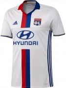 Camiseta de Fútbol ADIDAS 1ª equipación Olimpique de Lyon 2016-2017 AI8163