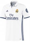 Camiseta de Fútbol ADIDAS 1ª Equipación R. Madrid UEFA Champion League 2016-2017 AI5187