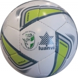 Balón Fútbol Sala de Fútbol LUANVI Andalucía 62cm 09171