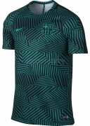 Camiseta de Fútbol NIKE FC Barcelona Dry Squad Graphic 2016-2017 808921-393