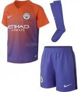 Camiseta de Fútbol NIKE 3ª equipación Manchester City 2016-2017 Stadium 776740-817