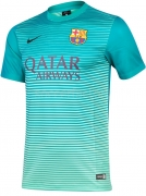 Camiseta de Fútbol NIKE 3ª equipación F.C Barcelona 2016-17 Supporters 776828-390