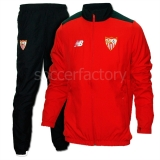 Chandal de Fútbol NEW BALANCE Sevilla F.C 2016-2017 WSAL797-PMR