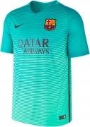 Camiseta de Fútbol NIKE 3ª equipación F.C Barcelona 2016-17 776854-390