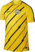 Camiseta de Fútbol NIKE Manchester City Dry Squad 2016-2017 832267-741