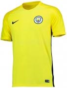 Camiseta de Fútbol NIKE Manchester City Dry Top 2016-2017 809685-742