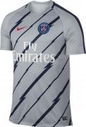 Camiseta de Fútbol NIKE PSG Dry Squad 2016-2017 832277-013