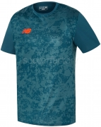 Camiseta de Fútbol NEW BALANCE MC Graphic MT710005-TNO