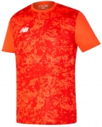 Camiseta de Fútbol NEW BALANCE MC Graphic MT710005-AO