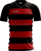Camiseta de Fútbol HUMMEL Essential Authentic H Striped E03-020-3020