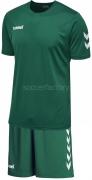 Equipación de Fútbol HUMMEL Core Polyester Tee P-009541-6140