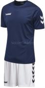 Equipación de Fútbol HUMMEL Core Polyester Tee P-009541-7026