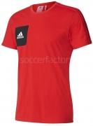 Camiseta de Fútbol ADIDAS Tiro 17 Tee BQ2658