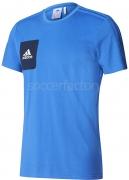 Camiseta de Fútbol ADIDAS Tiro 17 Tee BQ2660