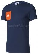 Camiseta de Fútbol ADIDAS Tiro 17 Tee BQ2663