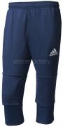 Pantalón de Fútbol ADIDAS Tiro 17 3/4 Pants BQ2645