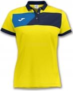 Polo de Fútbol JOMA Crew II Woman 900387.903