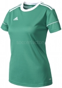 Camiseta Mujer de Fútbol ADIDAS Squadra 17 Women BJ9207