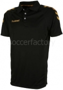 Polo de Fútbol HUMMEL Essential Black & Gold Polo E02-047-2036