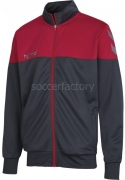 Chaqueta Chándal de Fútbol HUMMEL Sirius Poly Jacket 033282-1080