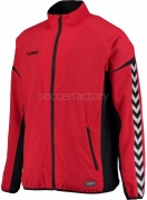 Chaqueta Chándal de Fútbol HUMMEL Authentic Charge Micro Zip Jacket 033551-3062