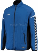 Chaqueta Chándal de Fútbol HUMMEL Authentic Charge Micro Zip Jacket 033551-7045