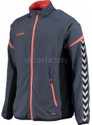 Chaqueta Chándal de Fútbol HUMMEL Authentic Charge Micro Zip Jacket 033551-8730