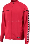 Chaqueta Chándal de Fútbol HUMMEL Authentic Charge Poly Zip Jacket 033401-3062