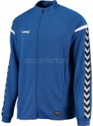 Chaqueta Chándal de Fútbol HUMMEL Authentic Charge Poly Zip Jacket 033401-7045
