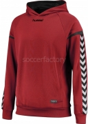 Sudadera de Fútbol HUMMEL Authentic Charge Poly Hoodie 033403-3062