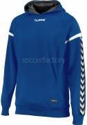 Sudadera de Fútbol HUMMEL Authentic Charge Poly Hoodie 033403-7045