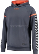 Sudadera de Fútbol HUMMEL Authentic Charge Poly Hoodie 033403-8730