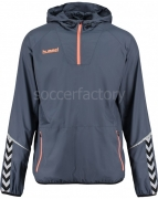 Chubasquero de Fútbol HUMMEL Authentic Charge Light Weight Windbreaker 083048-8730