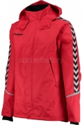 Chaquetón de Fútbol HUMMEL Authentic Charge All-Weather Jacket 083049-3081