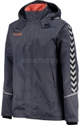 Chaquetón de Fútbol HUMMEL Authentic Charge All-Weather Jacket 083049-8730