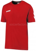 Camiseta de Fútbol HUMMEL Core Cotton Tee 009541-3062